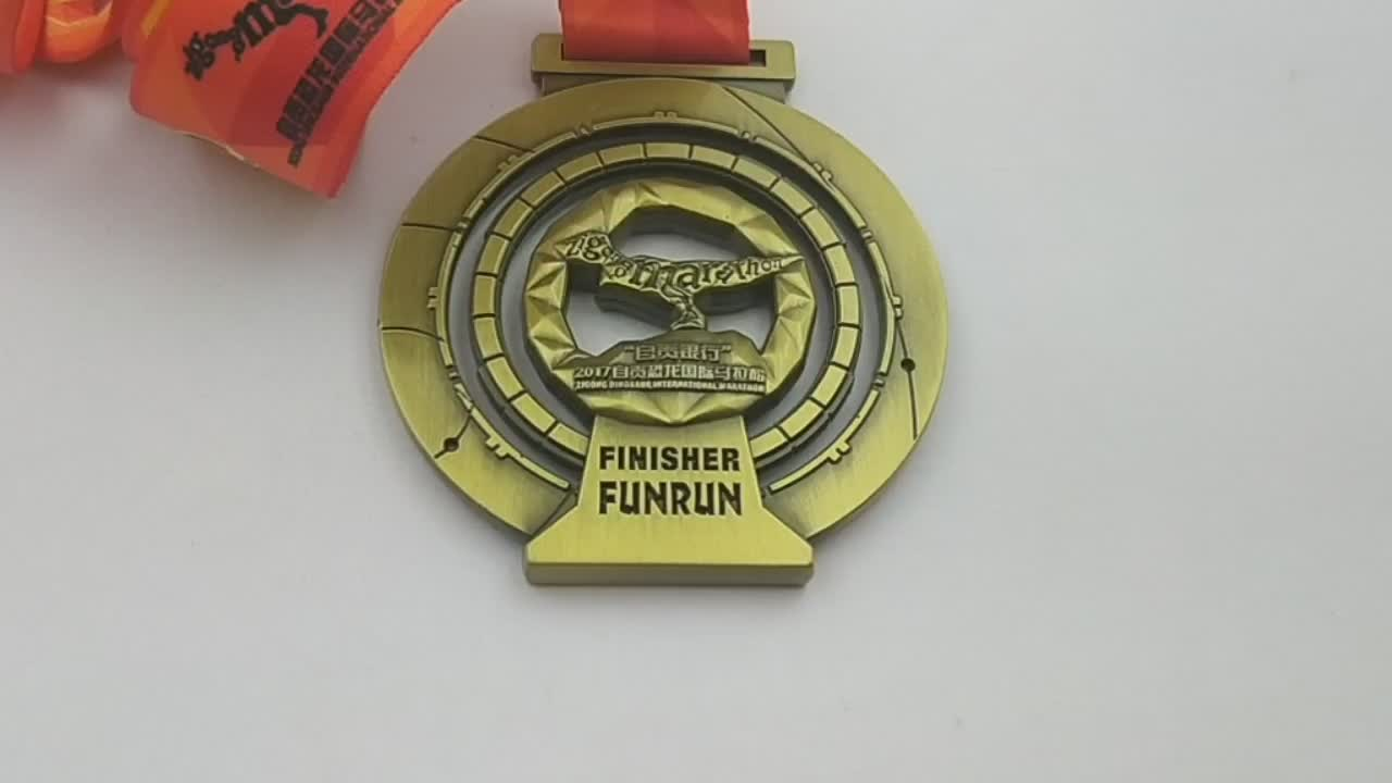 Wholesale High Quality Blanks For Medal 3D Commemorative Sports Medal