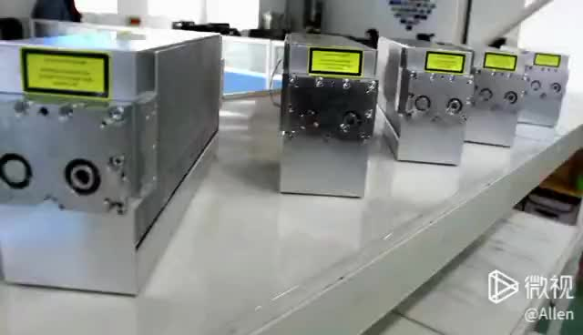 metal RF laser tube co2 30w for marking engraving machine
