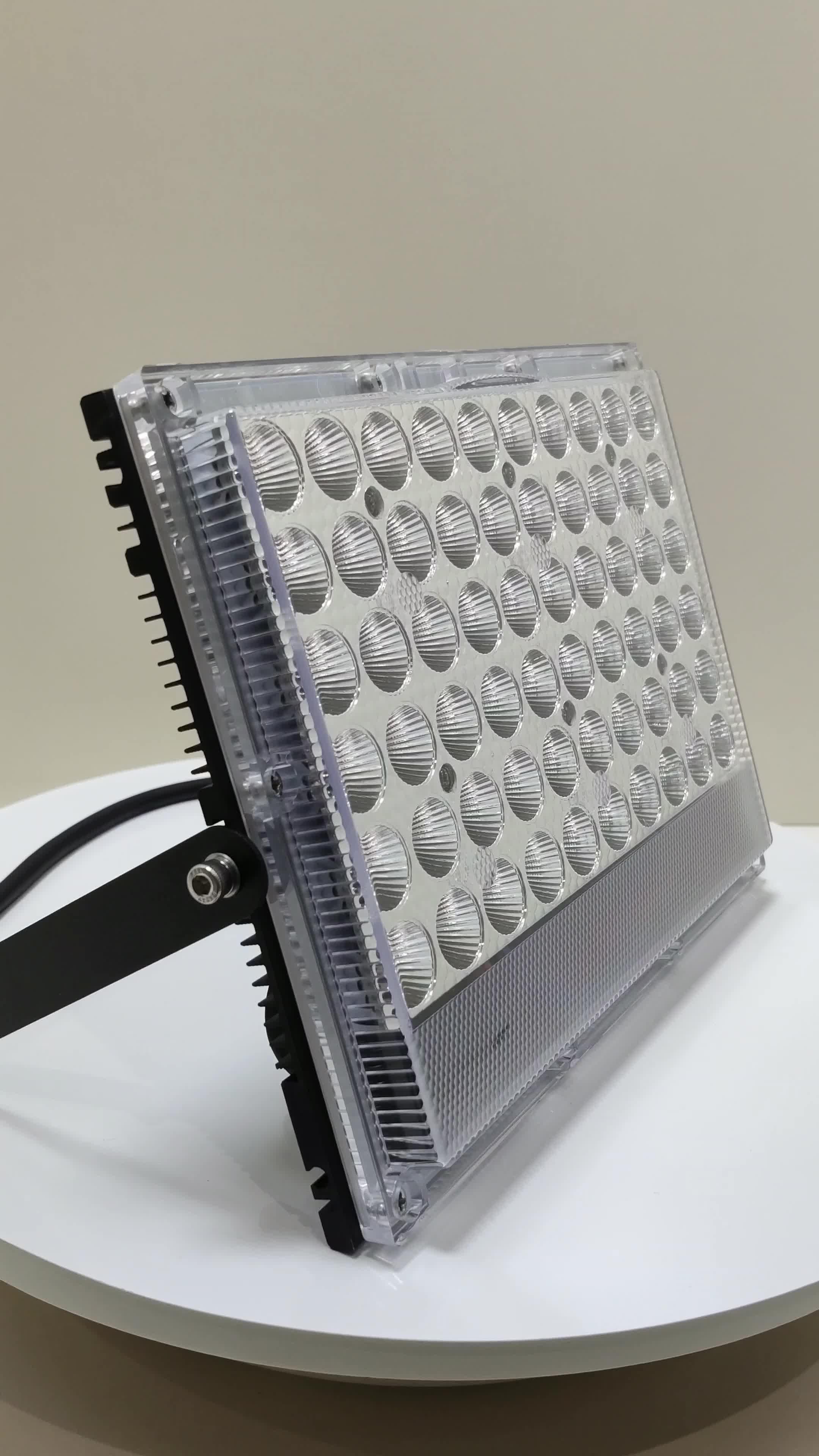 FSSZ klassische design tunnel projektor druckguss aluminium leuchten led flutlicht gehäuse teile für leere/led tunnel licht hou