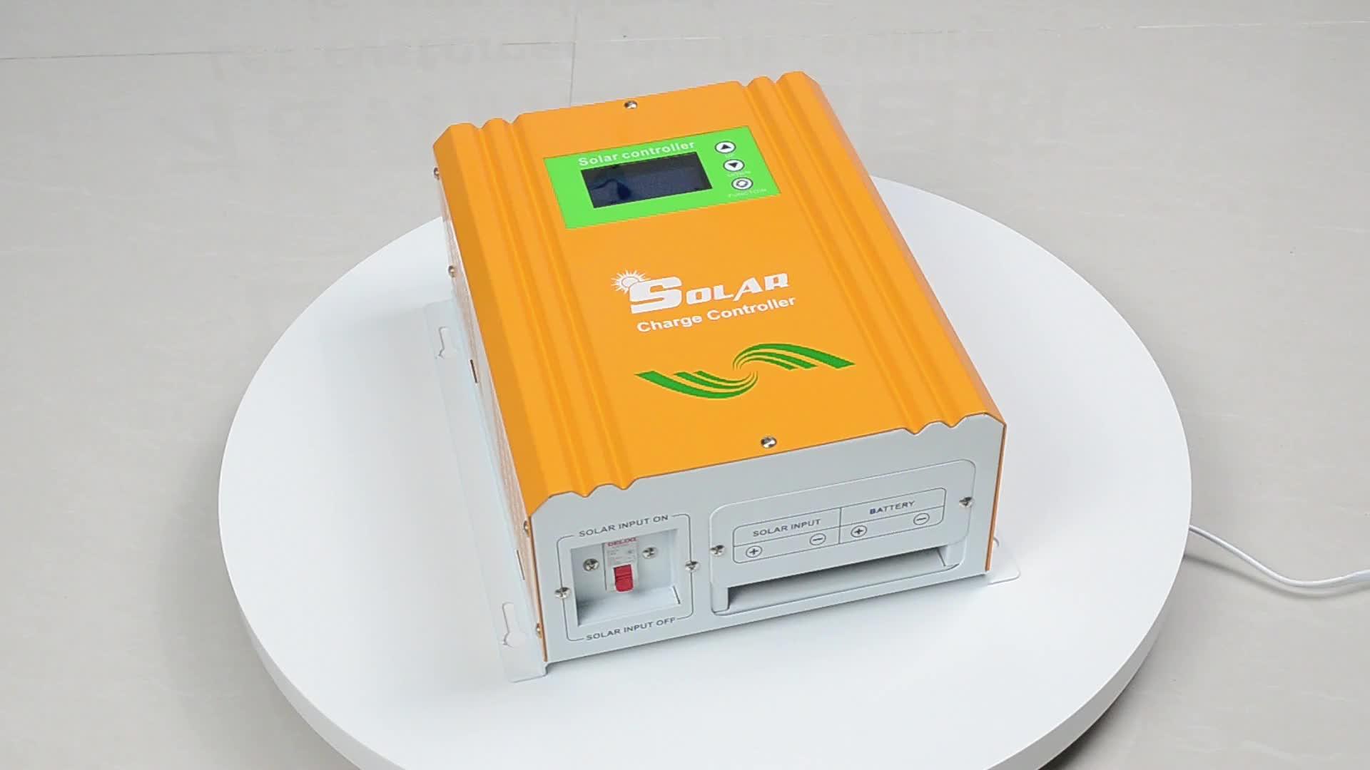 Điều khiển sạc năng lượng 12 v 1a 200amp pin điều khiển năng