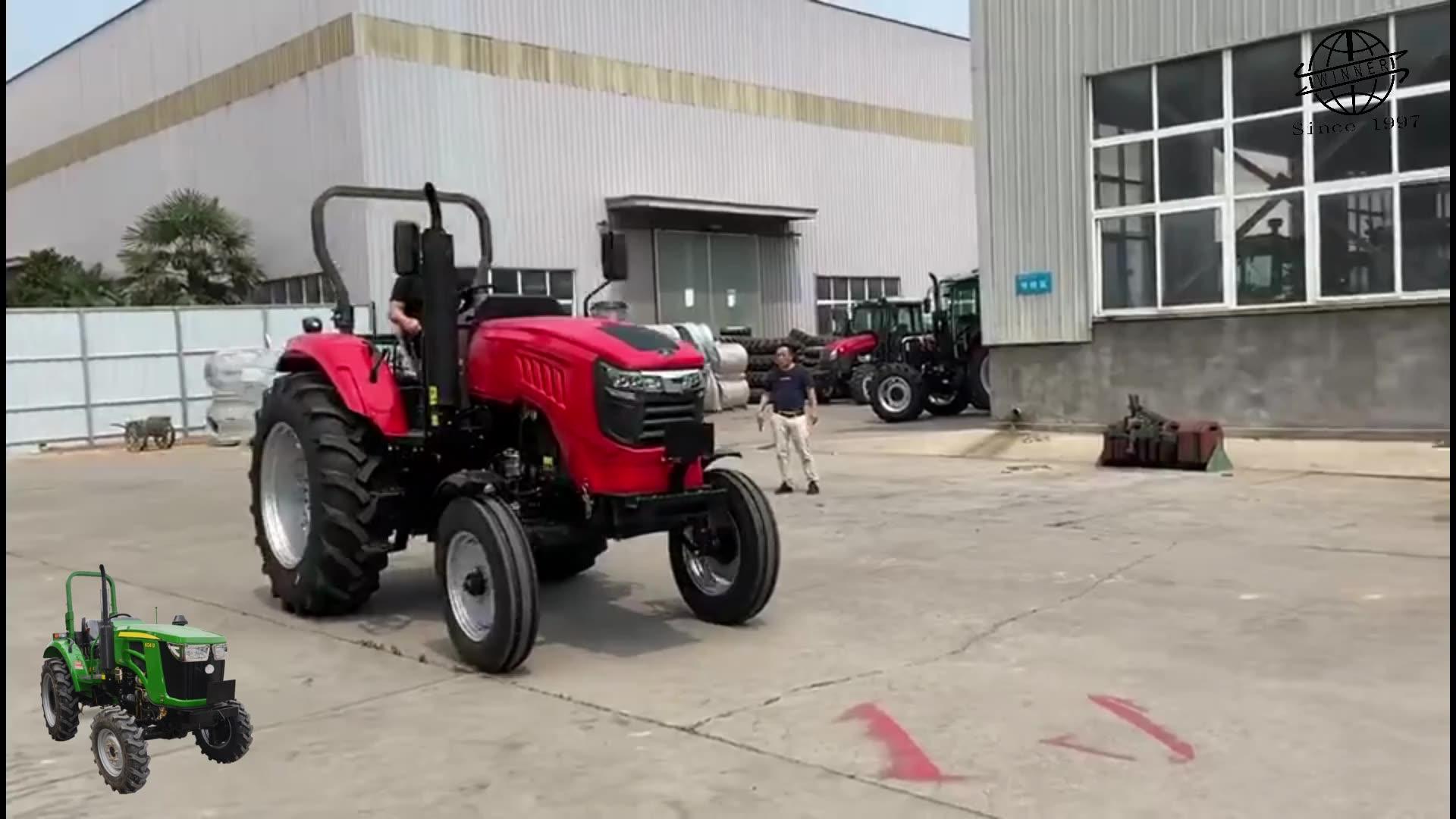 Горячая продажа и высокое качество 30 л.с., 40 л.с., 50 л.с. новое сельскохозяйственное оборудование и сельскохозяйственные тракторы