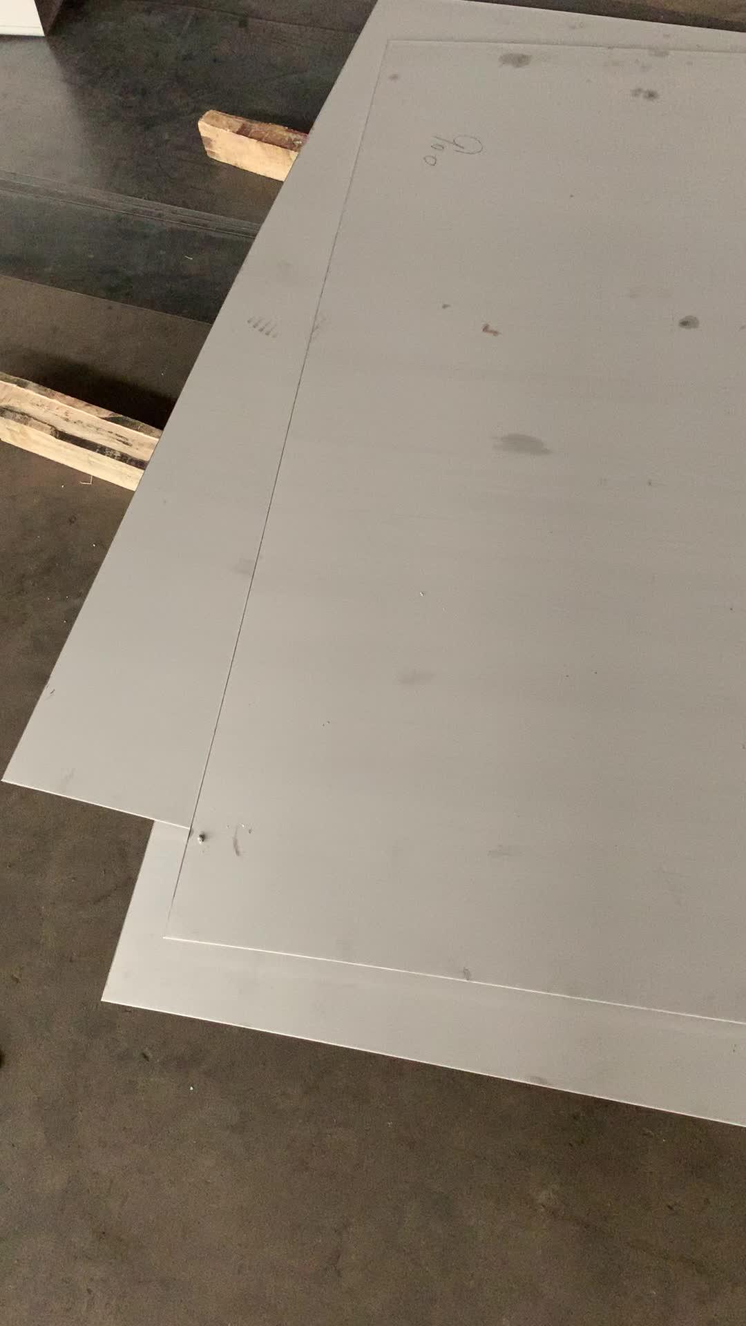 Decoratieve 201 304 3D-Wall Panel Zwarte Kleur Gecoat Roestvrij Stalen Platen voor sales/placa de acero inoxidable