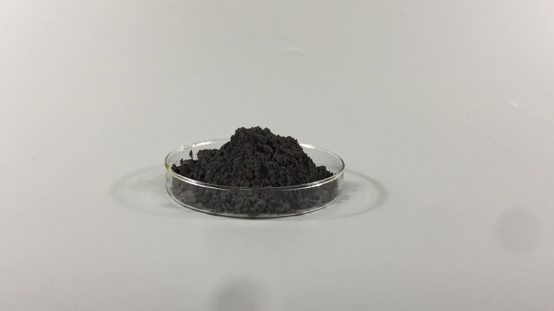 Pó de bissulfeto de molibdênio mos2 CAS 1317-33-5 preço favorável
