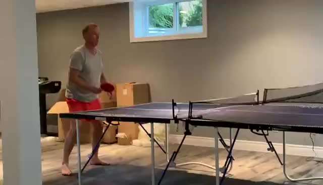 smart table tennis robot with remote