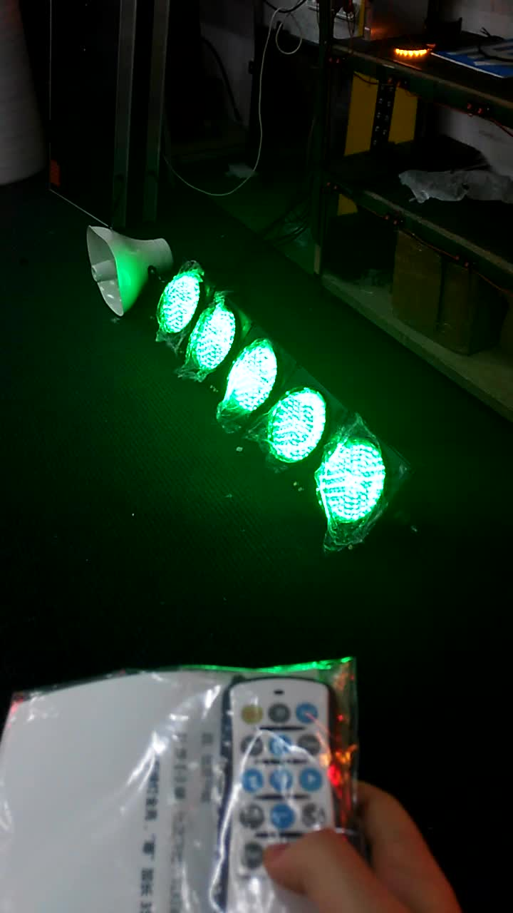 bi-color 200mm full-ball LED light for sport playground traffic light sale