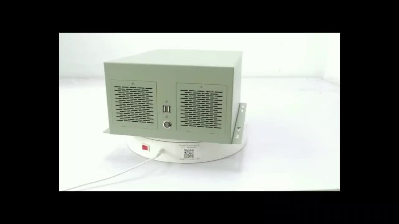19inch  Mini-ITX  Rack mounted server chassis for Industrial control