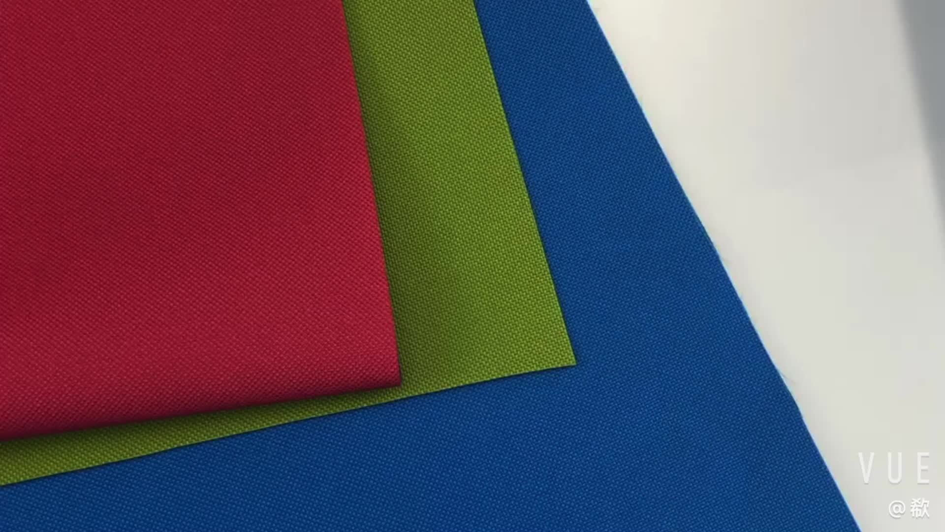 Best value 100% polyester oxford fabric 300D*250D coated PVC/PU for bags 3313