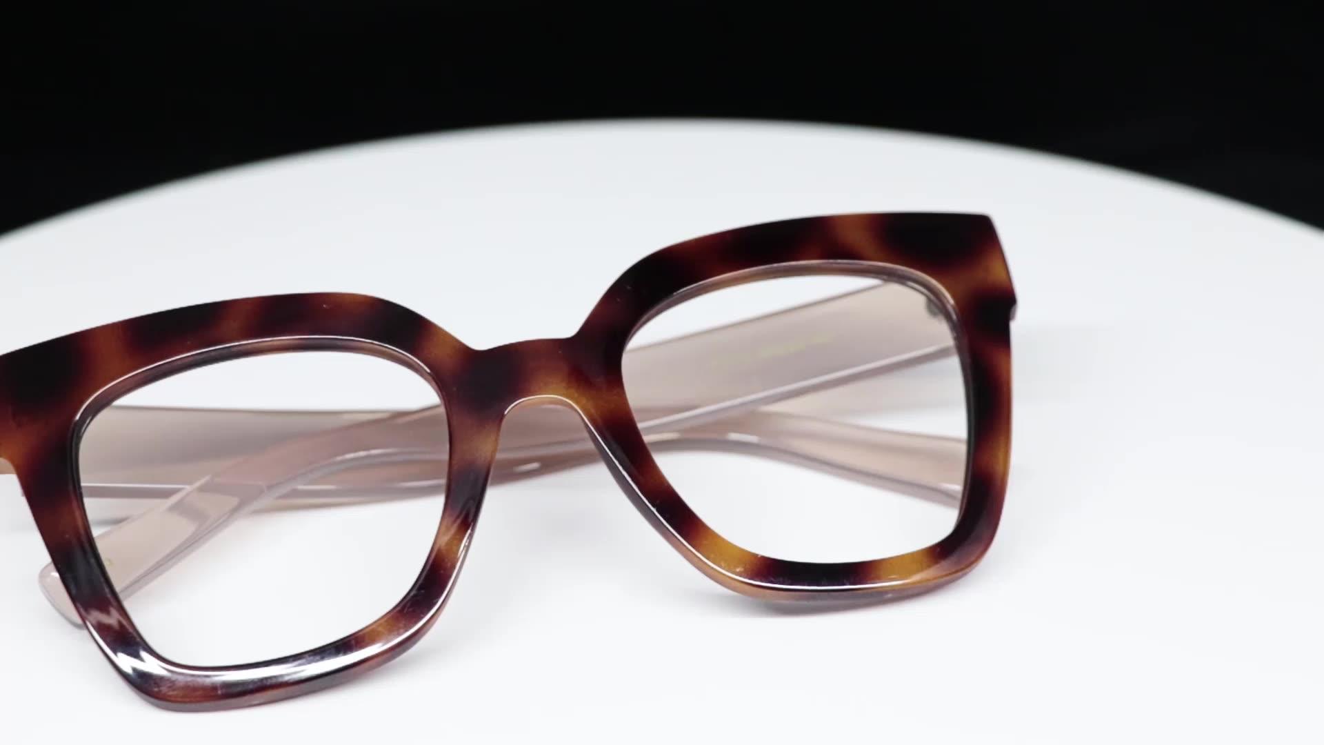 新着女性スタイリッシュtr90 猫目亀シャンパン眼鏡フレーム光学眼鏡眼鏡