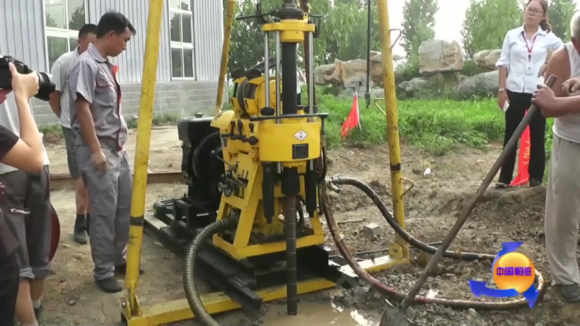 Çin 150m mühendislik makineleri maden kuyu su kuyusu sondaj kulesi üretmektedir