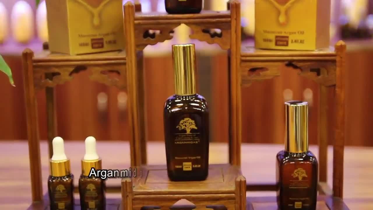 Maak Je Eigen Merk Natuurlijke Reparatie Essentie Haarverzorging Marokkaanse Arganolie Groothandel