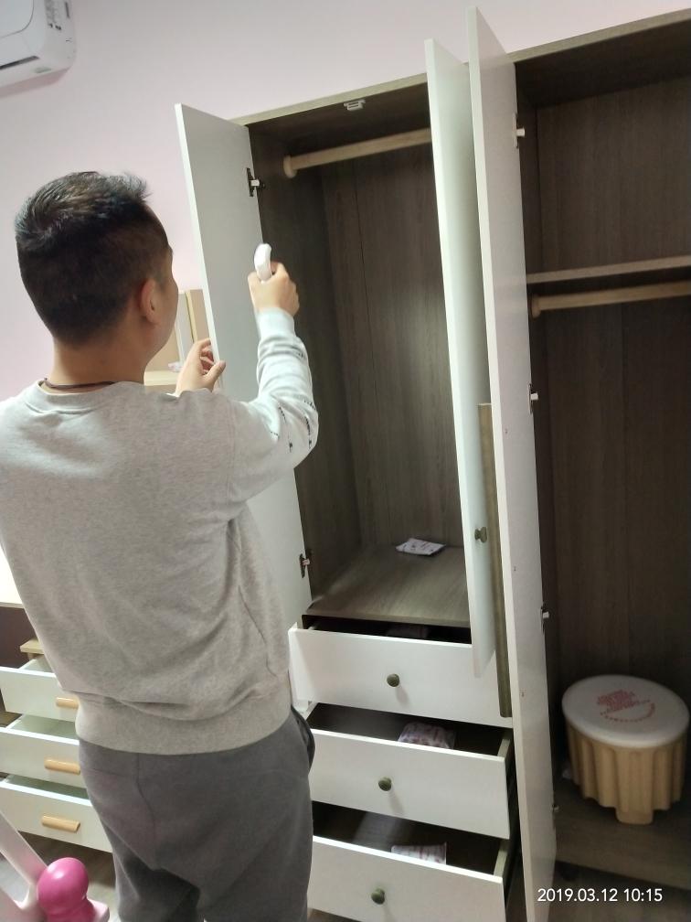 日本核心技术光触媒儿童房除甲醛实拍