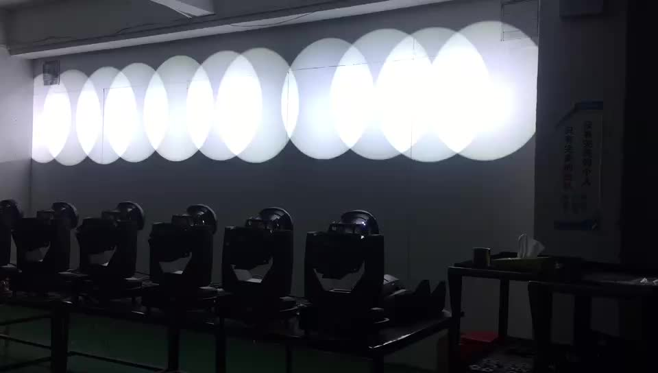 300W LED Moving Head Light Beam/Spot/Wash 3in1