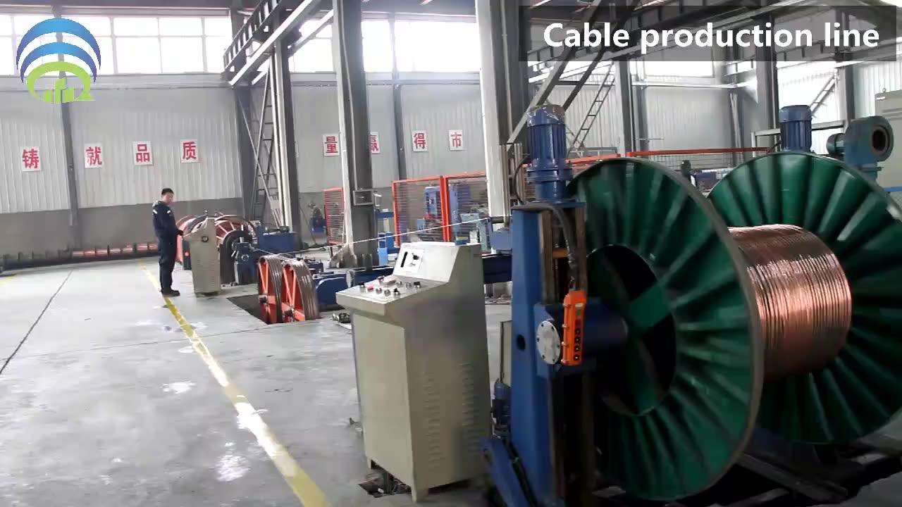 중국 제조 업체 220V N2XY 구리 도체 4x16mm 전원 케이블