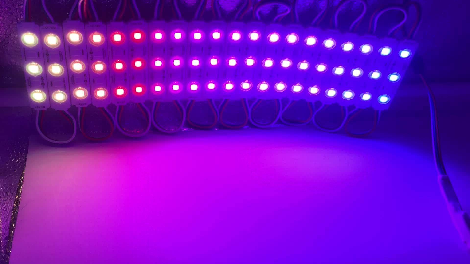 12 V RF sans fil LED lumière télécommande led RGBW gradateur