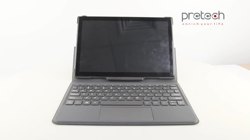 Pretech ODM 10inch 2in1 Android phone Calling Octa Core Tab tablet PC with keyboard and Stylus Pen