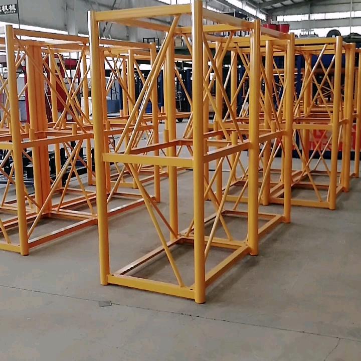 HNDC Construction lift machine Loading cargo material hoist Discount price