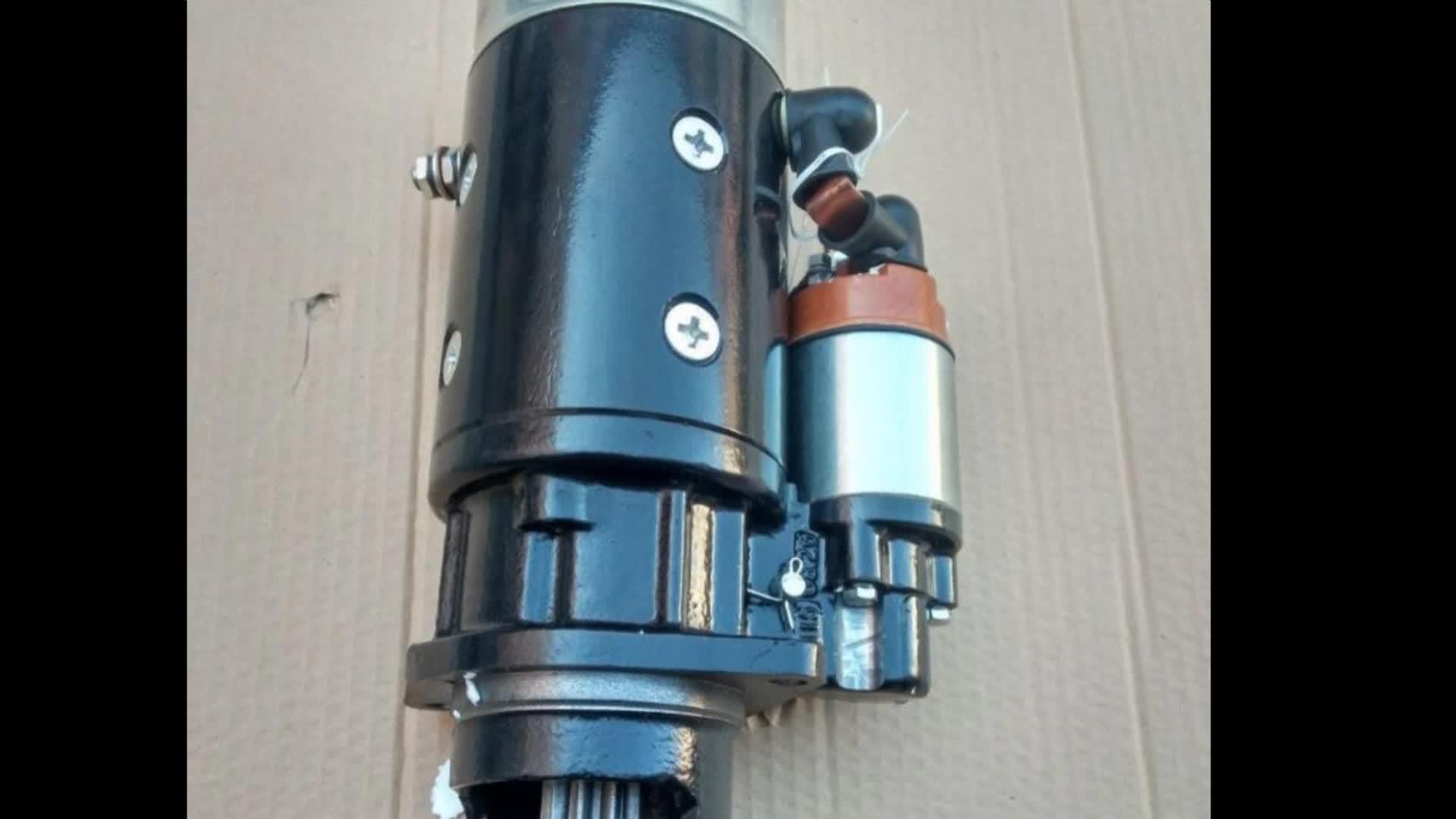 4944701 genuino DCEC 4bt del motor diesel del motor de arranque