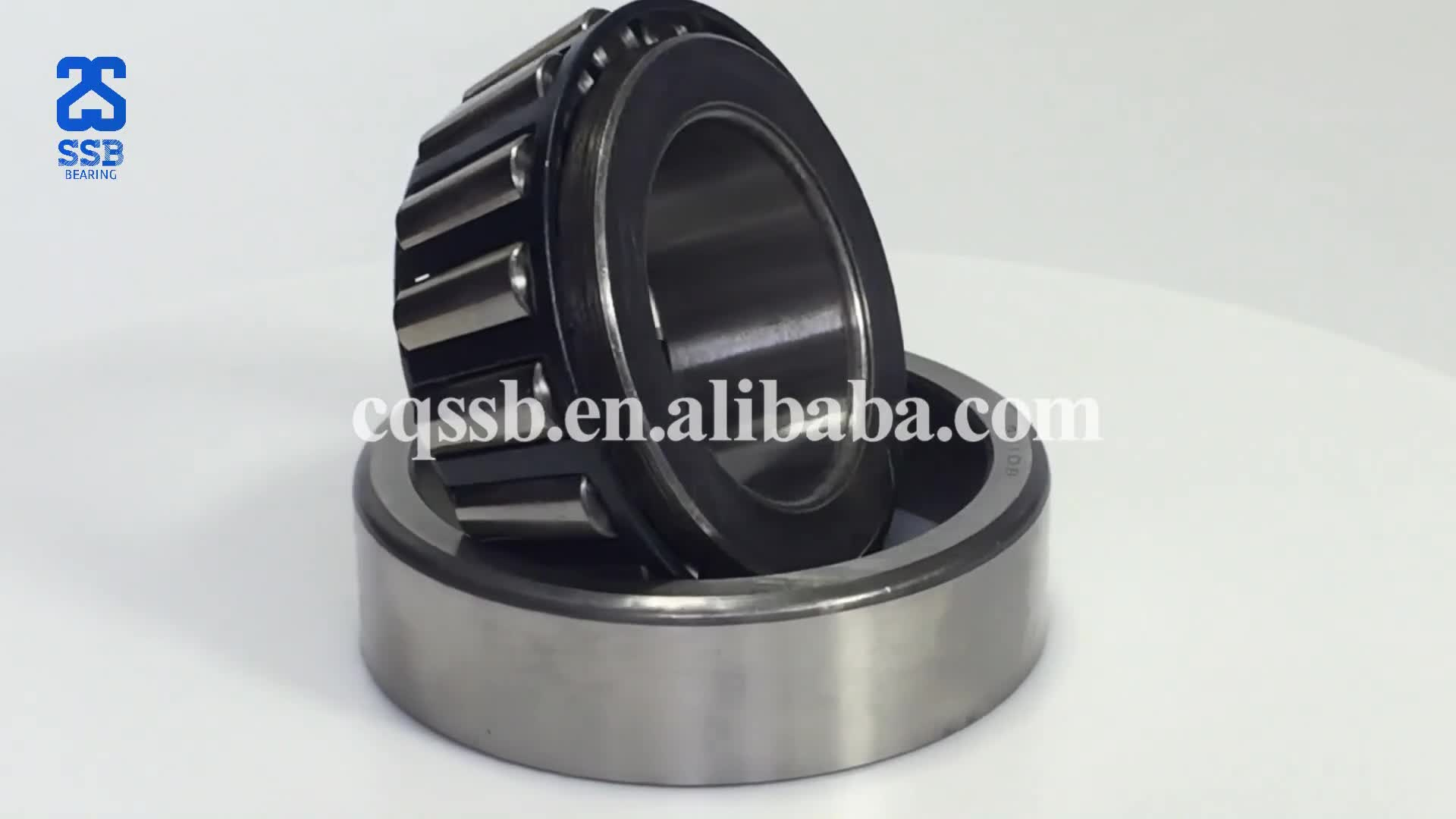 SSB  High Precision For Motorcycle Tricycle 30222 110x200x41.5mm  Taper Roller Bearing