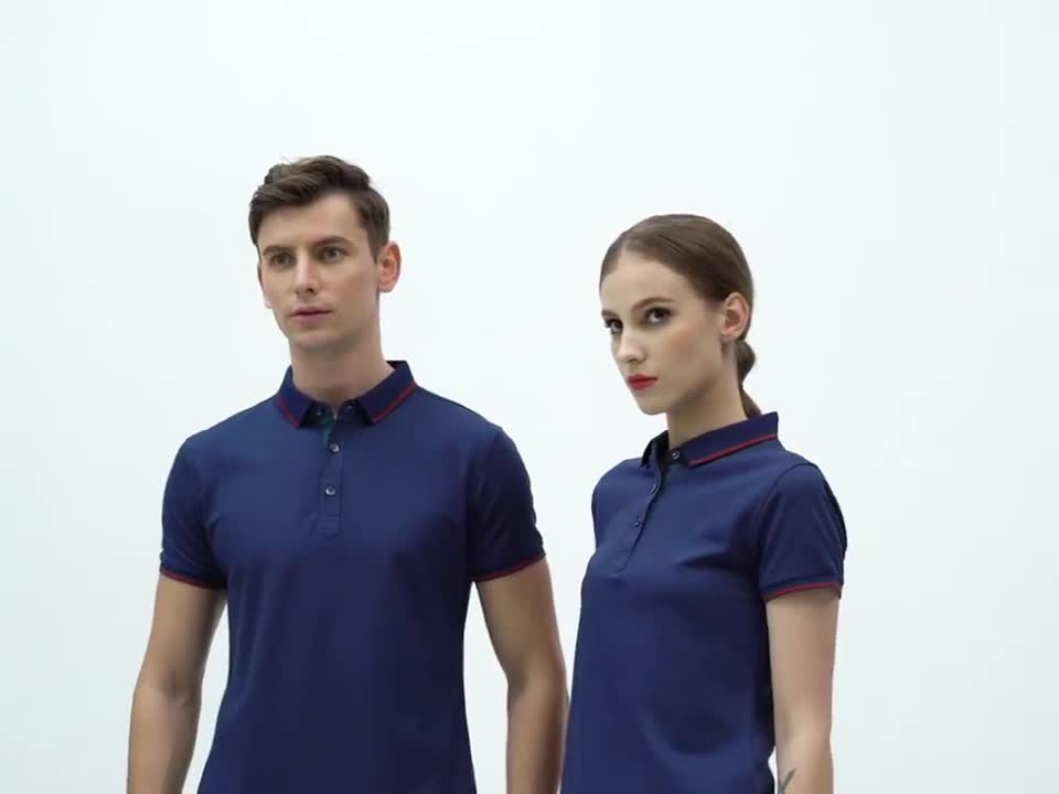 Silk Cotton 50%  0.25KG Golf Polo T Shirts Anti-Pilling Wrinkle High Quality Wholesale