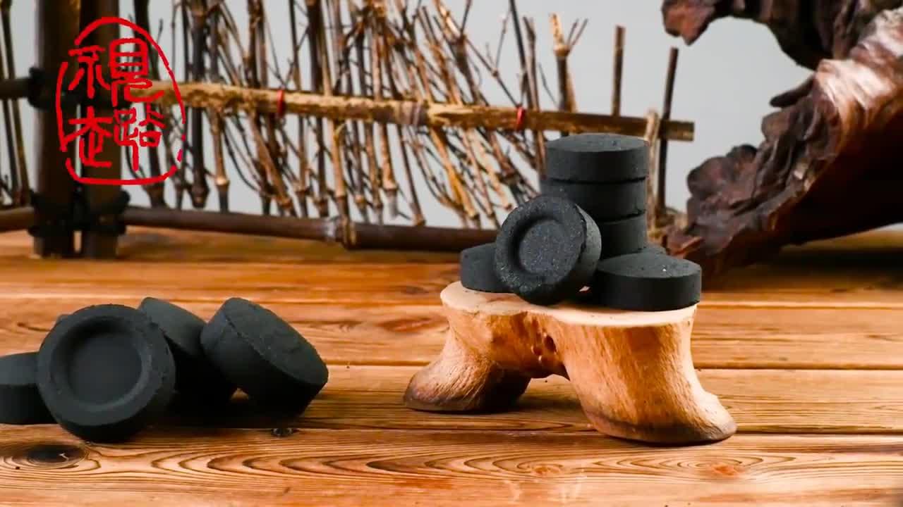 wholesale 100% natural fruit wood carbon for shisha hookah charcoal