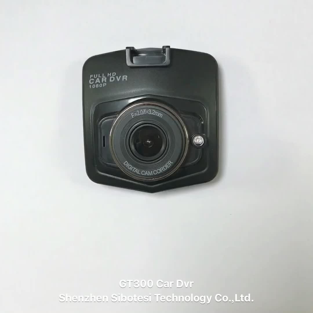 Full HD 1080p Voiture DVR Dash Caméra D'accident avec Vision Nocturne fhd 1080p Voiture DVR Dash cam GT300/C700
