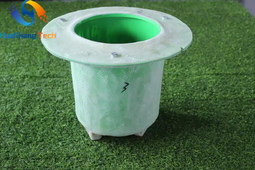 Форма для цветочного горшка, бетонная форма для растений, большая форма для растений из стекловолокна