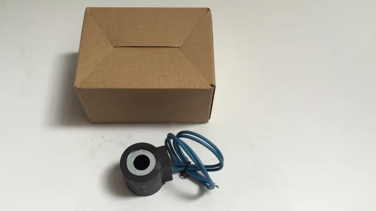 """FP hot sell 24v solenoid coil 6302024  Size 08 (1/2"""" Hole)"""