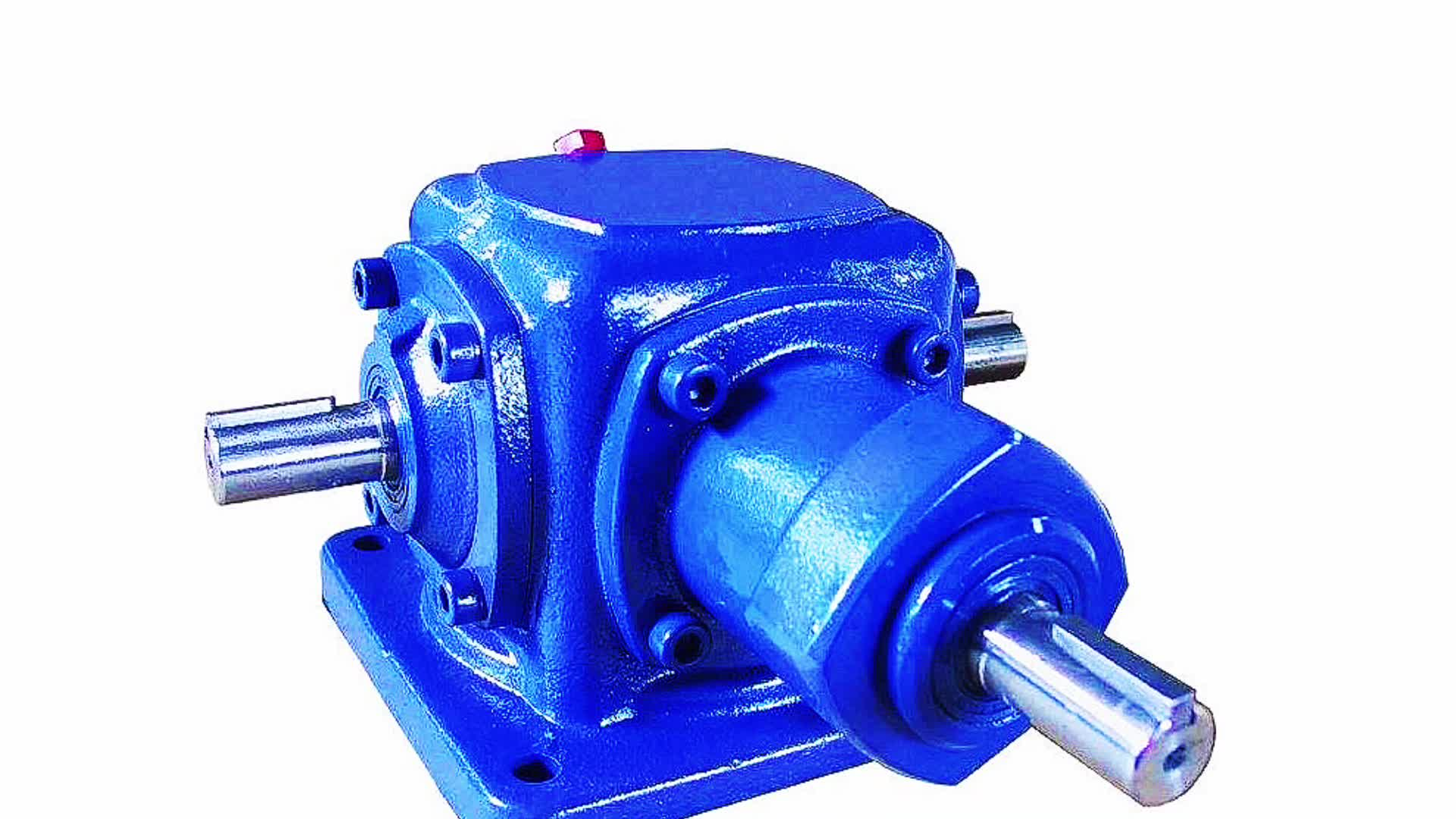 2:1 ratio agriculture spiral bevel gearbox