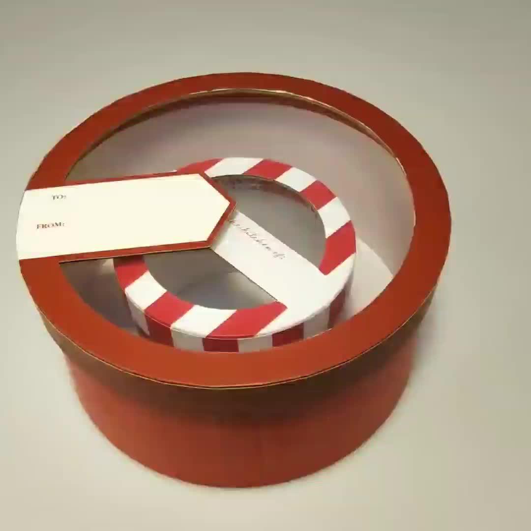 Di lusso di cartone di imballaggio di cioccolato scatole di fragole