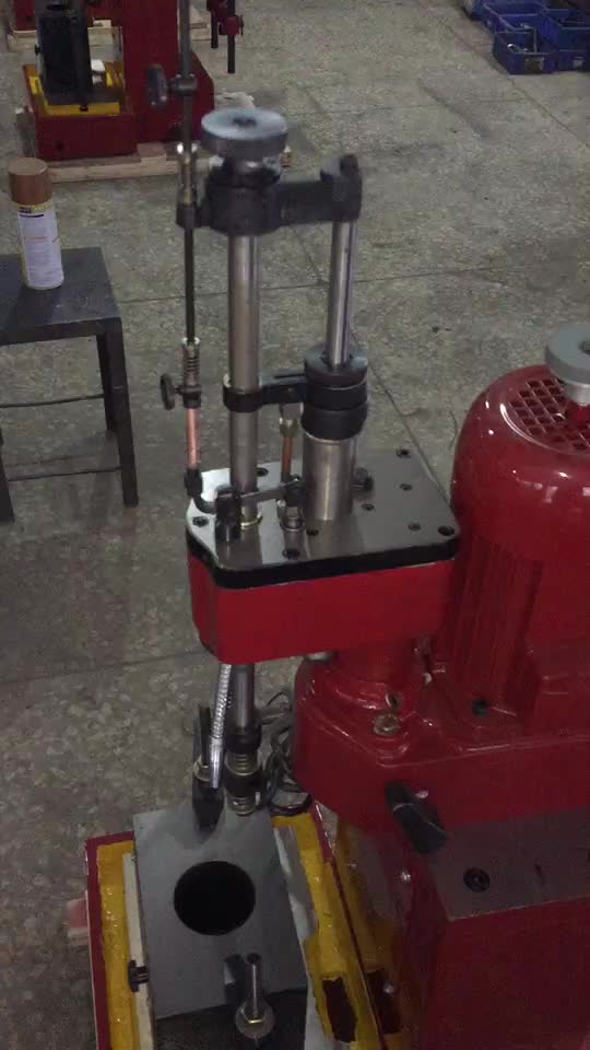 M807A Small engine motorcycle cylinder honing machine