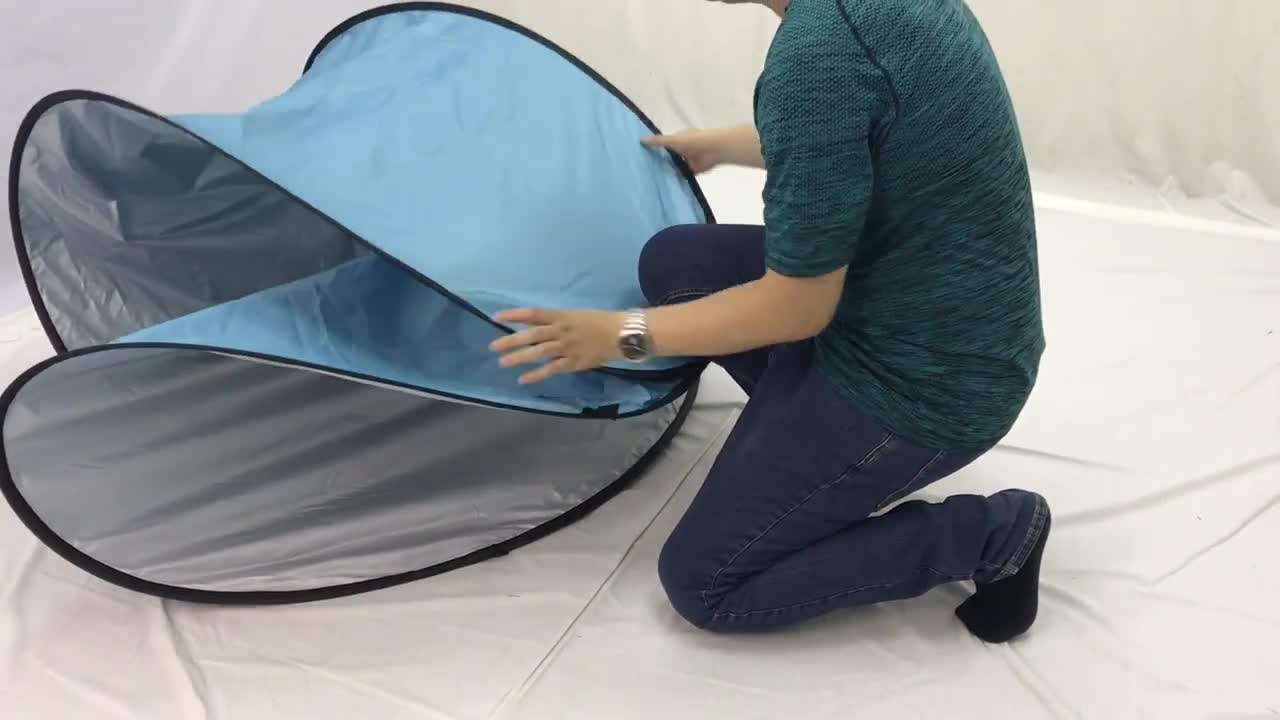 2019 Outdoor Ultralight New Camping Tent Instant Pop Up Tent  Barraca Camping Easy Setup Beach Tent