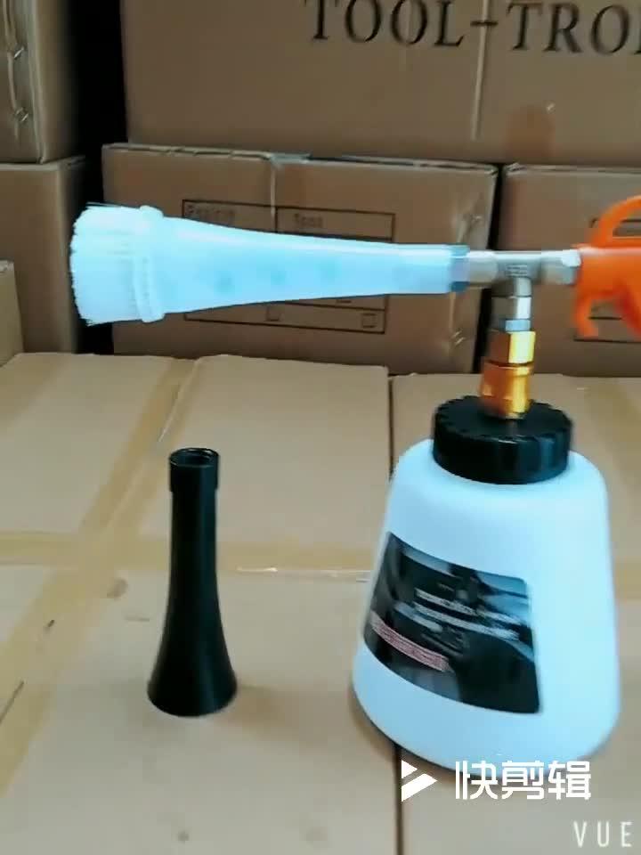 Tekanan Tinggi Pneumatik Blowing DUST Gun Mobil Interior Cleaning Gun Engine Pembersihan Busa Gun Alat Cuci Mobil