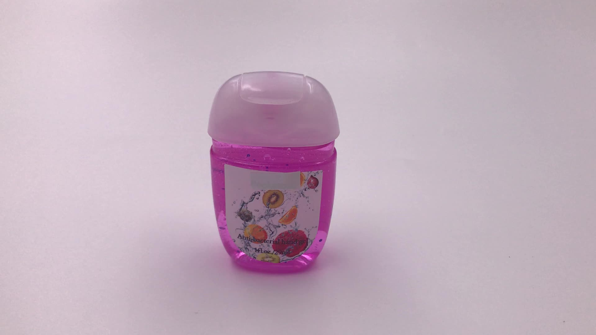 Antibakterielles, wasserlösliches antibakterielles Handreinigungsmittel / Desinfektionsmittel / Waschgel für 29 ml BBW