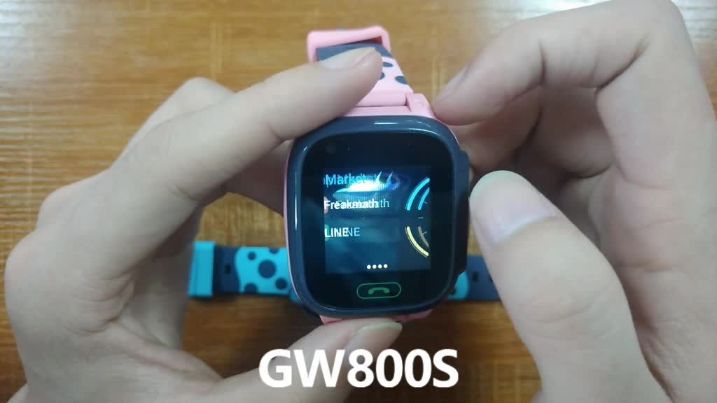 2020 Cheap Android 4G Video Call Touch Screen Gps Location Kids Smart Watch