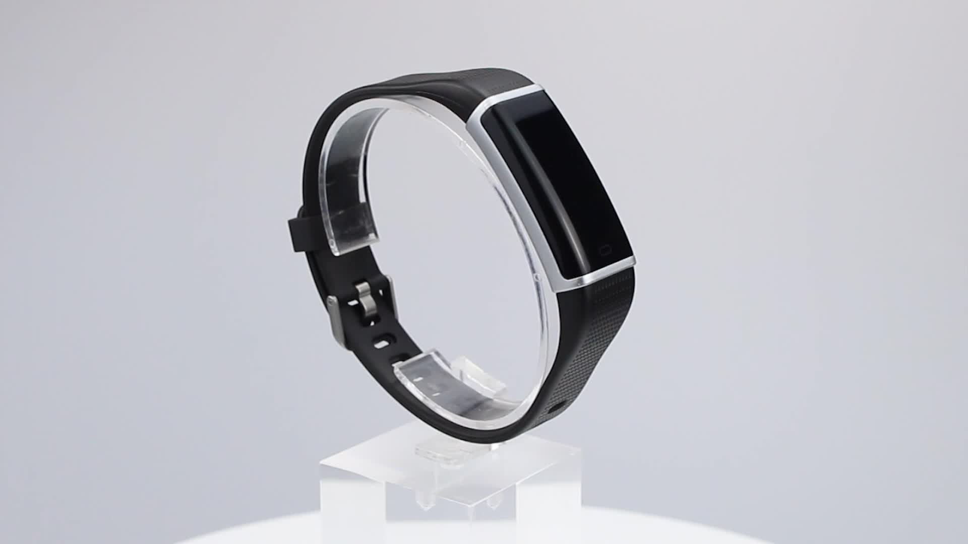 ID130HR Bluetooth smart bracelet watch for android