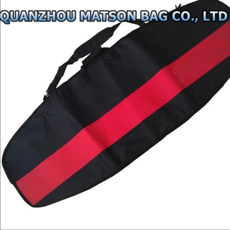 Крышка носка доски серфинга, легкая Защитная сумка для вашей доски серфинга, Longboard Путешествия Одиночная 7'6, 8'2, 8'8, 9'2, 9'6 с пеной 20mm