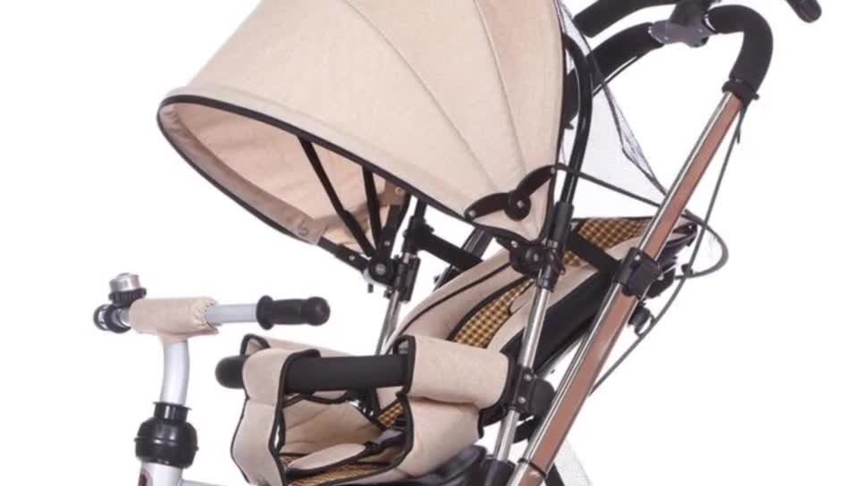 2019 new model kids 삼륜차 baby products, 4 in 1 trike 대 한 baby, 스마트 trike 부 easy rider baby 삼륜차 와 CE certificate