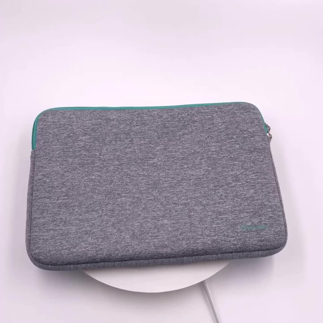 Модный базовый неопреновый чехол для ноутбука
