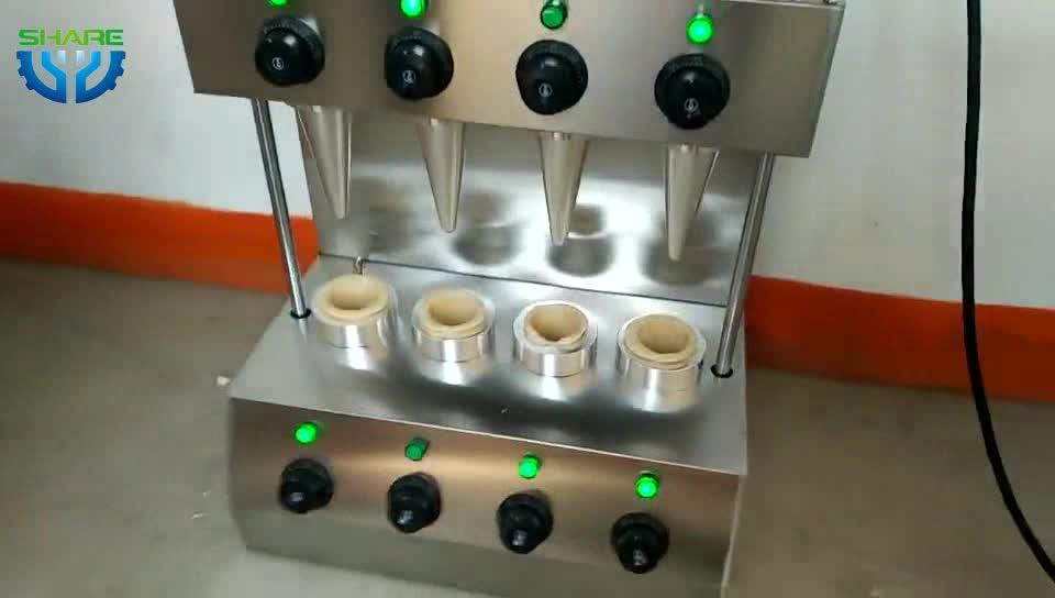 Pizza Teig Teiler Allrounder, Der Maschine Kegel Pizza Maker