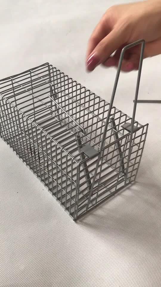 Humane Smart Mouse Trap Live Vangen en Release Knaagdieren, Veilig rond Kinderen & Huisdieren