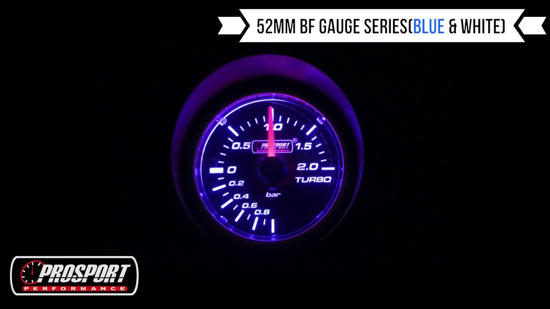 52 mét racing linh kiện ô tô điện đo áp suất nhiên liệu