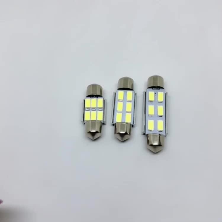 C5w Led Bulb 5630 5730 6-smd Chipsets Festoon Canbus ...