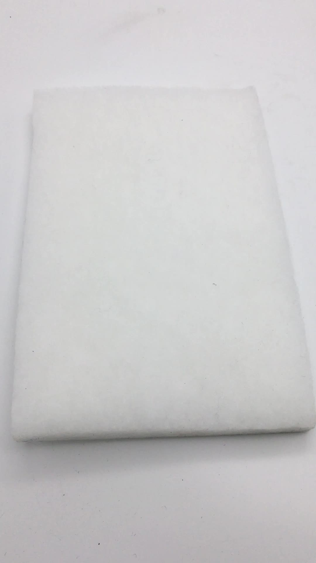 polyester 500g 600g ceiling filter for paint booth shop