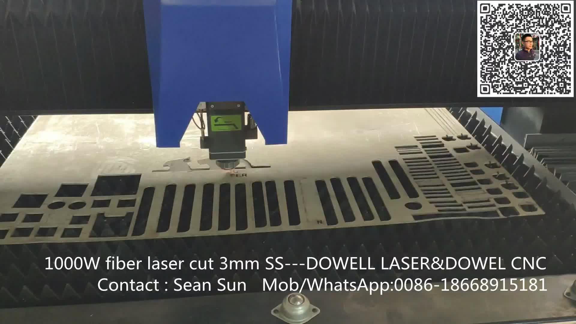 3015 4000W CNC  Fiber Laser Sheet Cutting Machine