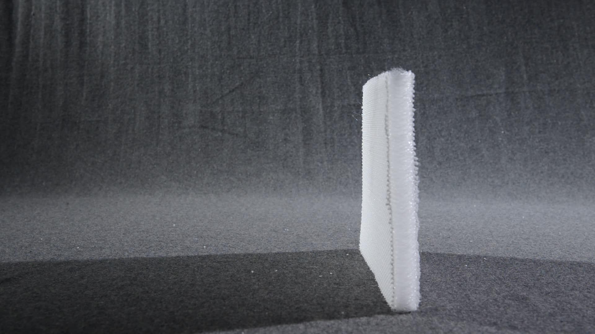 SGS Certtification 経編 3D 空気メッシュクッションマットカバーベビーヘッド整形枕カバー