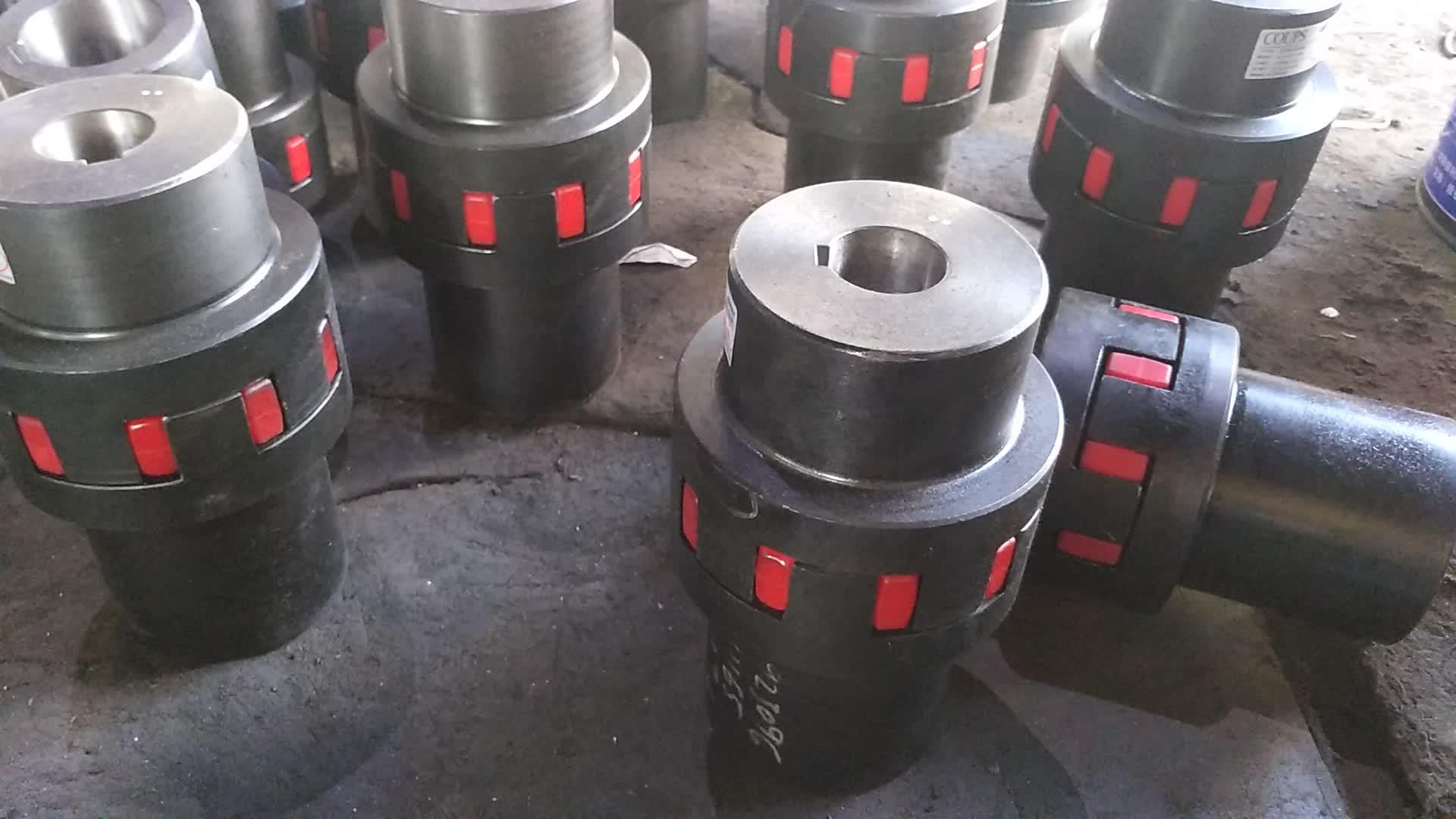 Densen customized crane coupling,crawler crane coupling,shaft coupling for machine