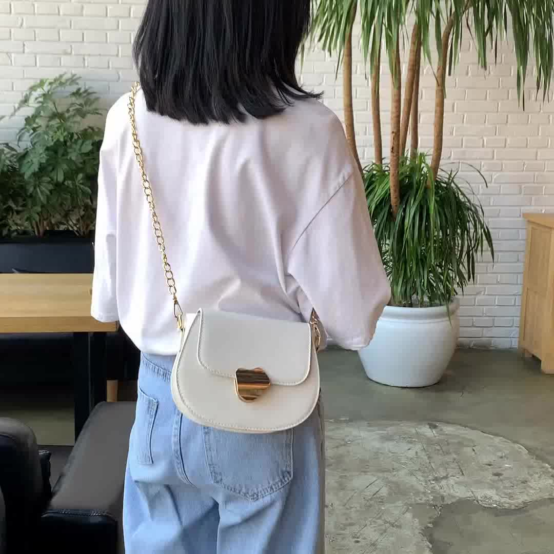 STABILE 2019 trendy Ins color matching frosted retro square single shoulder women bags mini crossbody bag