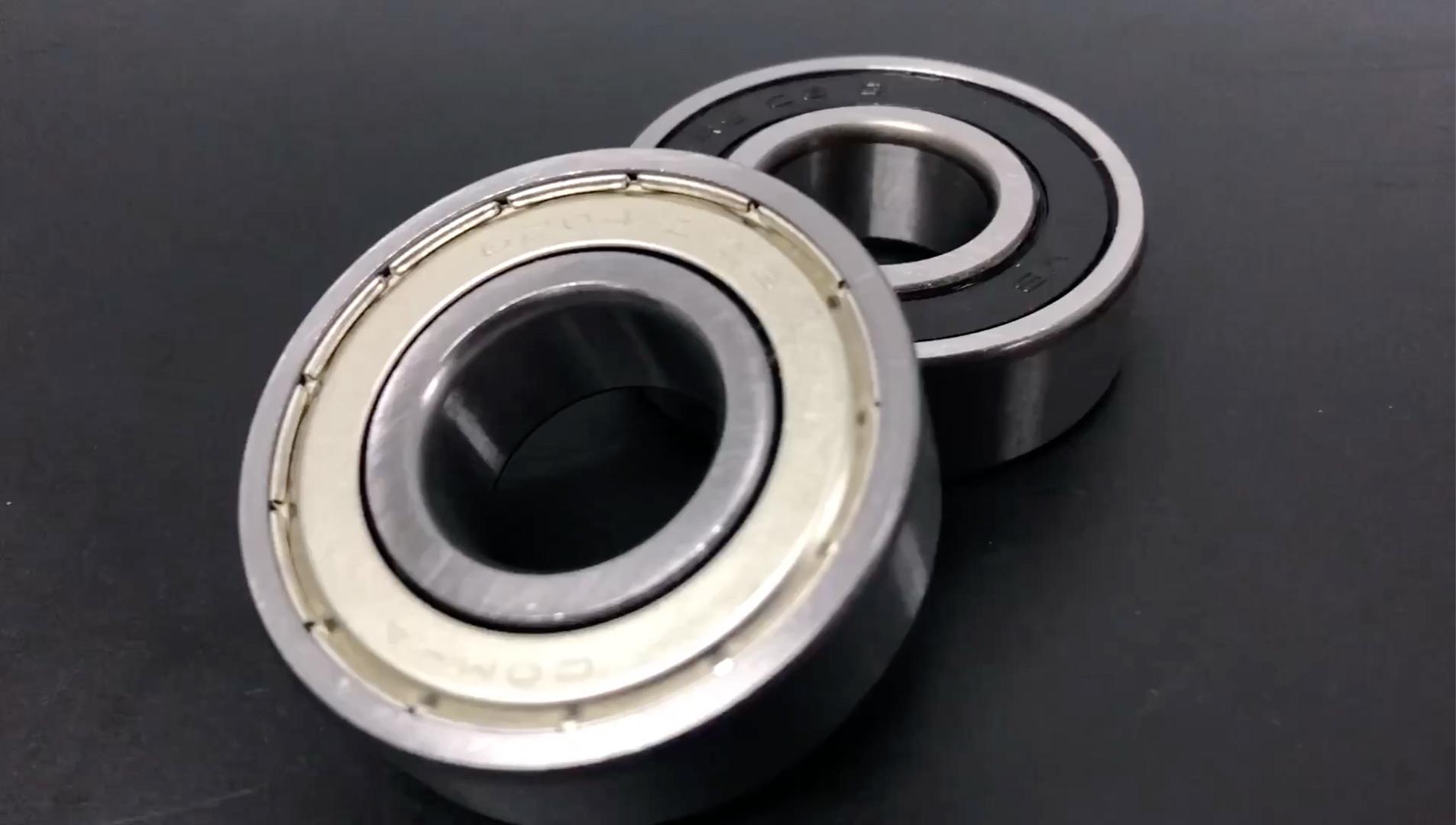 중국 제조 고품질 최고의 가격 정밀 턴테이블 세라믹 볼 베어링 15mm 내부 보어 베어링 깊은 그루브 베어링