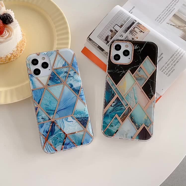 China Manufacturer Wholesale Custom Design Marble IMD Case Mobile Cell Phone Case for iPhone 11/12/12 Pro/12 Max/12 Pro Max