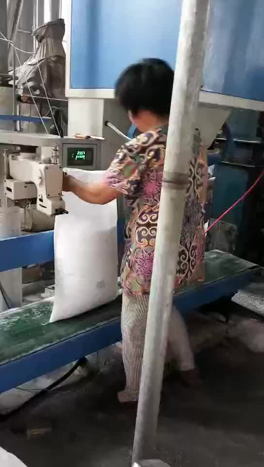 HT-25FS 25kg Bag Rice Filling Sewing packing machine